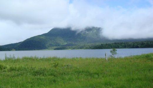 尾瀬沼 燧ヶ岳の噴火によって出来た湖
