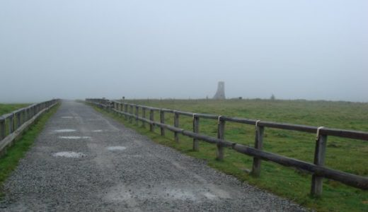 雨が降る「美ヶ原高原」もまた格別です♪