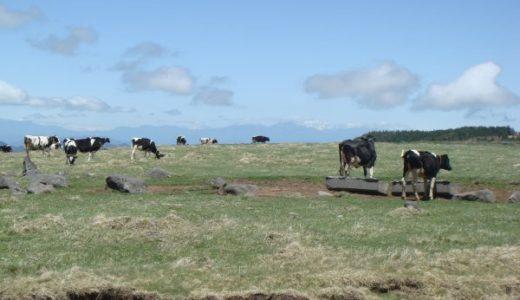 美ヶ原高原 多くの日本百名山を遠望できる360°の大パノラマ その1
