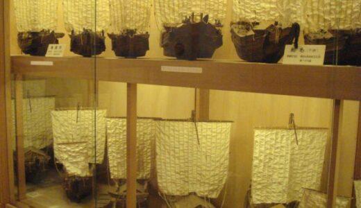 金刀比羅神社「模型好きにはたまらない!精巧な奉納和船に驚愕!」