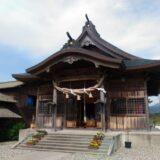光兎神社「かわいいうさぎが参拝客をお出迎え」