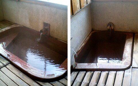 廃業した旅館 赤倉温泉 椿荘