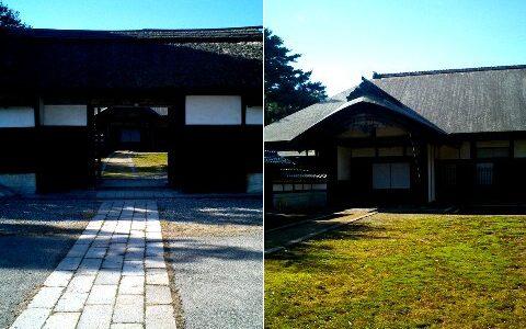 新潟県「笹川邸」