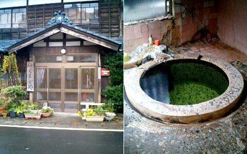 廃業した旅館 月岡温泉熊堂屋の名物は温泉ではなく女将さん?
