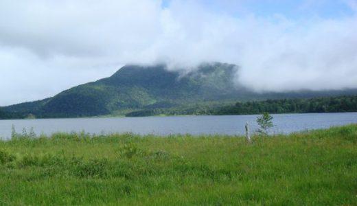 燧ヶ岳の噴火によって出来た湖「尾瀬沼」