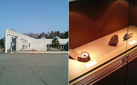 化石とヒスイのフォッサマグナミュージアム