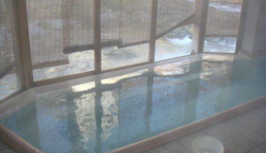 大湯温泉友家ホテル 外観からは想像出来ないほど内装がオシャレで料理が美味しい!