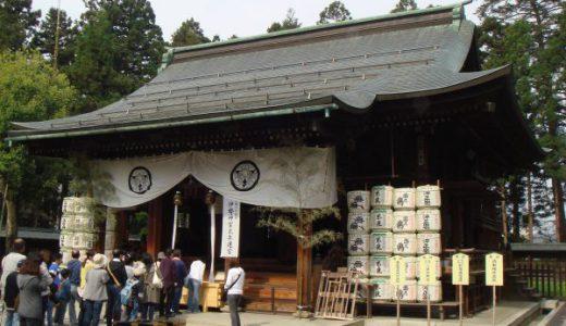 米沢市の上杉神社と松岬神社に参拝!天地人の聖地巡礼!