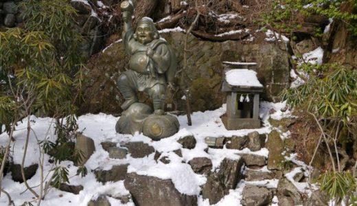 榛名神社 境内に点在する七福神を全部見つけよう!