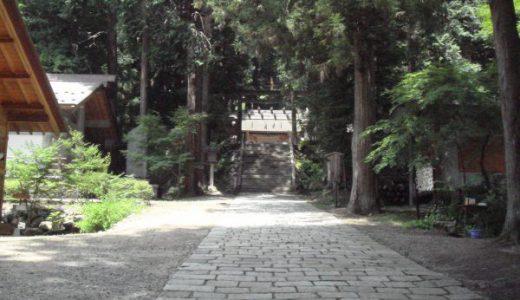仁科神明宮「神明造の本殿が国宝となった理由がとっても面白い!」