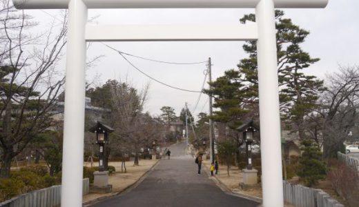 開成山大神宮にお参りしたら…境内社参拝そして安積開拓の歴史も学ぼう!