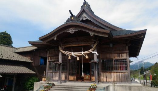 光兎神社 かわいいうさぎが参拝客をお出迎え♪