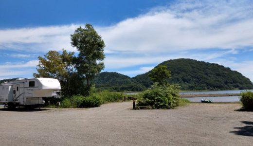 猪苗代湖モビレージで湖水浴キャンプを楽しもう♪
