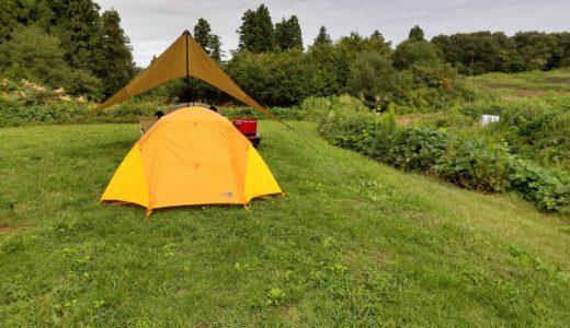スノーピークHQで混雑キャンプを避けたい人にはGサイトがオススメ!