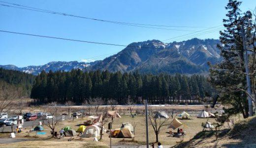 滝谷森林公園キャンプ場に異変?「スノーピーク率がかなり減ってる」