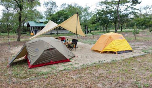 別居キャンプは快適そのもの!「決して家族の仲が悪いわけではないのです」