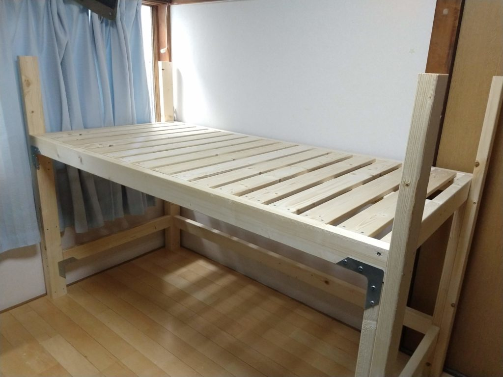 Diy ロフト ベッド