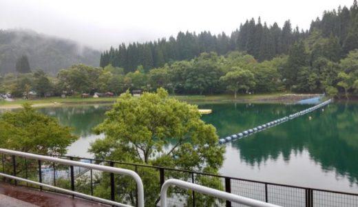 福島県【沼沢湖畔キャンプ場】を利用してわかった良い点を注意点をレポート