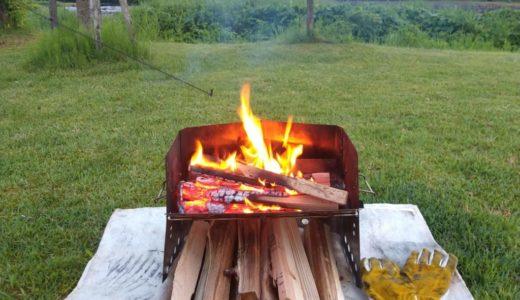 キャンパーは臆病であれ「火による大惨事を防ぐ為に」