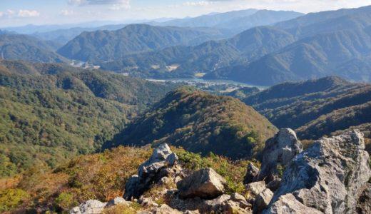 45歳からの登山「5回目は宝珠山」